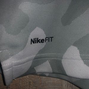 Nike Camo Quarter zip